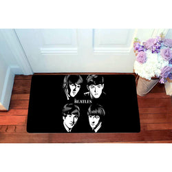 Stunning The Beatles Let It Be Doormats