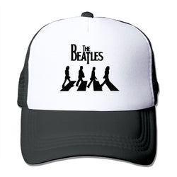 The Beatles Rock And Roll Mesh Cap