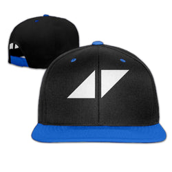 THE HAT DEPOT Kids Musician DJ Avicii Tim Bergling Logo Baseball Cap Hat