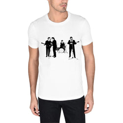 Happy Band The Beatles Men's T-Shirt
