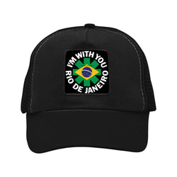Red Hot Chili Peppers Brazil Cap