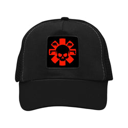 Red Hot Chili Peppers Red Skull Cap