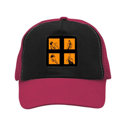 Red Hot Chili Peppers Rock Cap