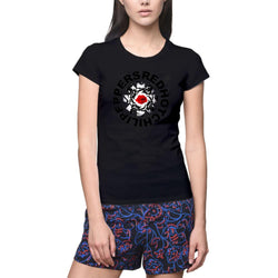 Red Hot Chili Peppers Blood Sugar Sex Magik Logo Women's T-Shirts