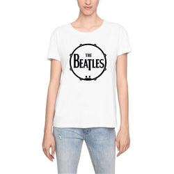 The Beatles Logo Women's T-Shirts