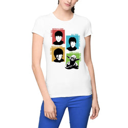 The Beatles Yoda Star Wars Women's T-Shirts