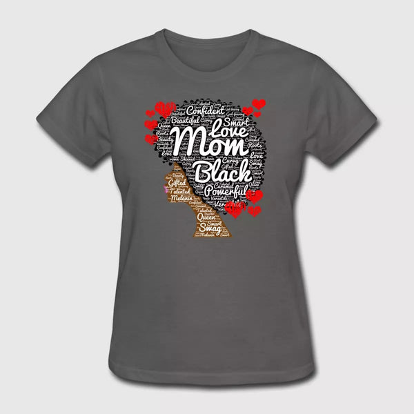 African Mother s Day T-shirt For Women - Pozapo f1b6279ea722