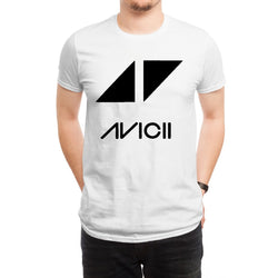 Avicii Logo Men T-Shirt