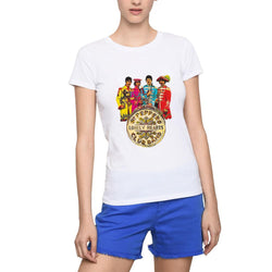 The Beatles Stg Pepper Women's T-Shirts