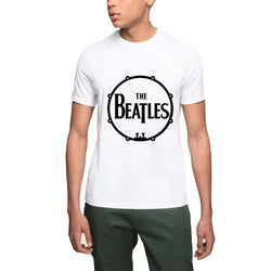 The Beatles Logo Men's T-Shirt