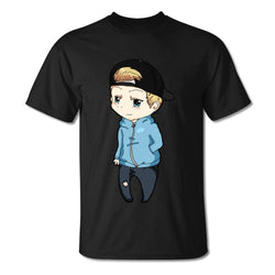 Cute Cartoon Avicii T-Shirts