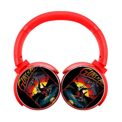 Guns N Roses Skate Bluetooth Headphones