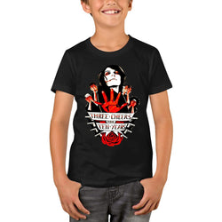 My Chemical Romance Three Cheers For Sweet Revenge Youth T-Shirts