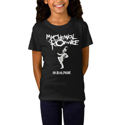My Chemical Romance The Black Parade Logo Youth T-Shirts
