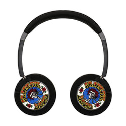 Grateful Dead Youtube Wireless Lightweight Long-Cord Headphones