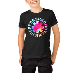 Red Hot Chili Peppers Kaleidoscope Youth T-Shirts
