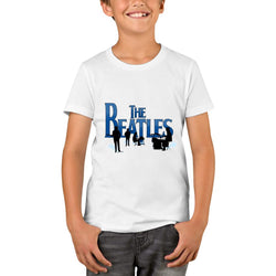 The Beatles English Rock Band Youth T-Shirts