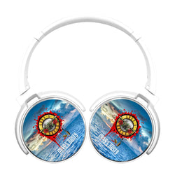 Guns N Roses Logo Vector Bluetooth Headphones