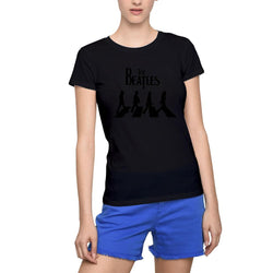 The Beatles Rock And Roll Women's T-Shirts