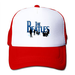 The Beatles English Rock Band Mesh Cap