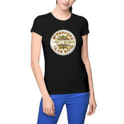 The Beatles Lonely Hearts Sergeant Women's T-Shirts
