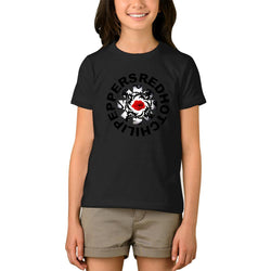 Red Hot Chili Peppers Blood Sugar Sex Magik Logo Youth T-Shirts