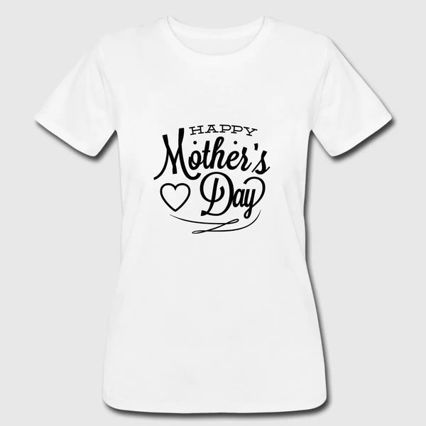 Happy Mother s Day My Heart T-shirt For Women - Pozapo 465a1e4c0951