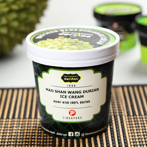 Mao Shan Wang Ice Cream (473ml)
