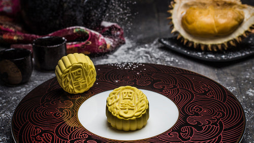 D24 Mini Mooncakes (8 Pieces)