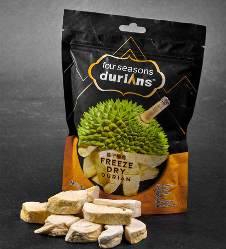 Freeze Dry Durian