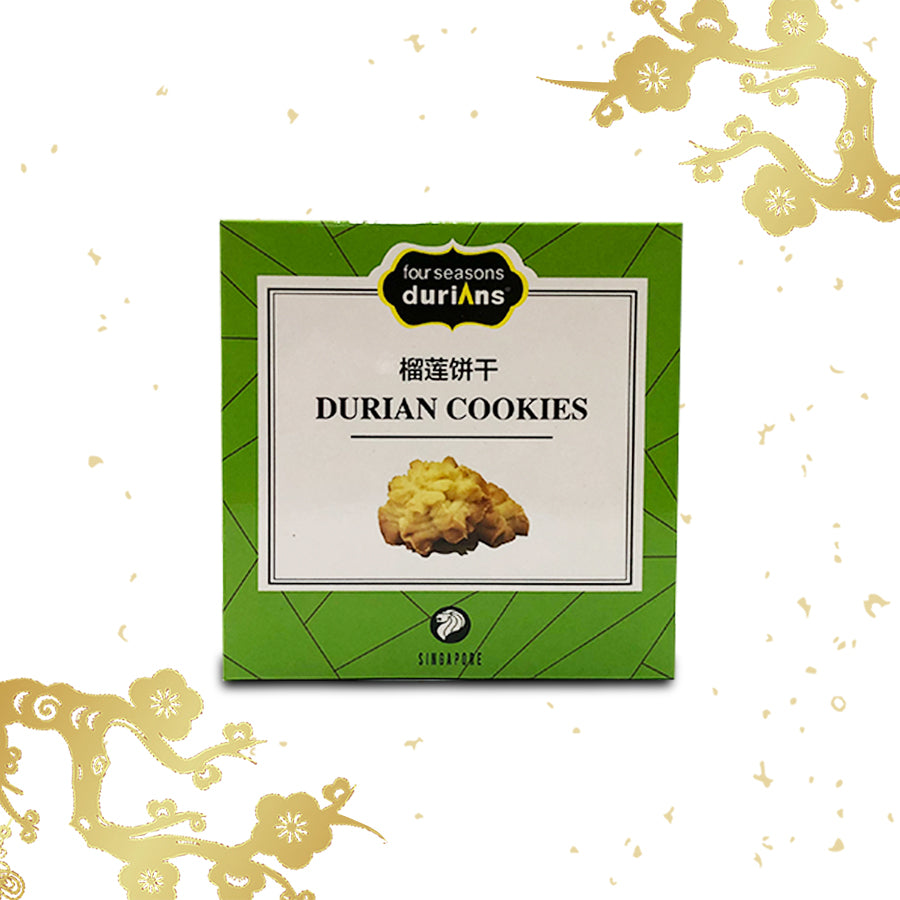 Durian Cookies(Tin)