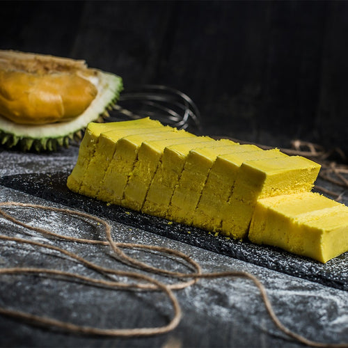 Premium Durian Fudge Cake