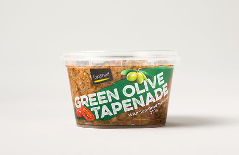 Chilli & Olive Tapenade