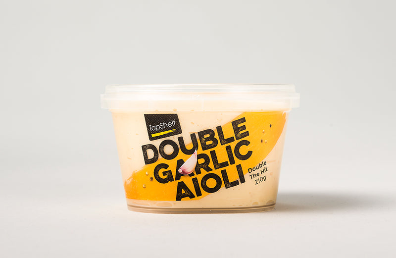 Double Garlic Aioli