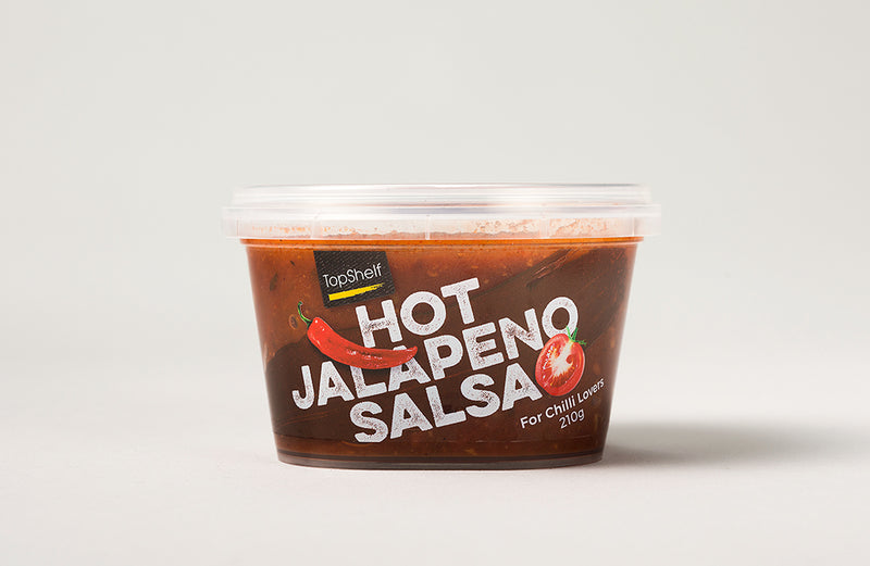Hot Jalapeno Salsa