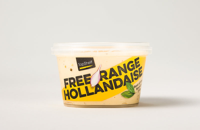 Free Range Hollandaise