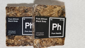 Pure African Black Soap