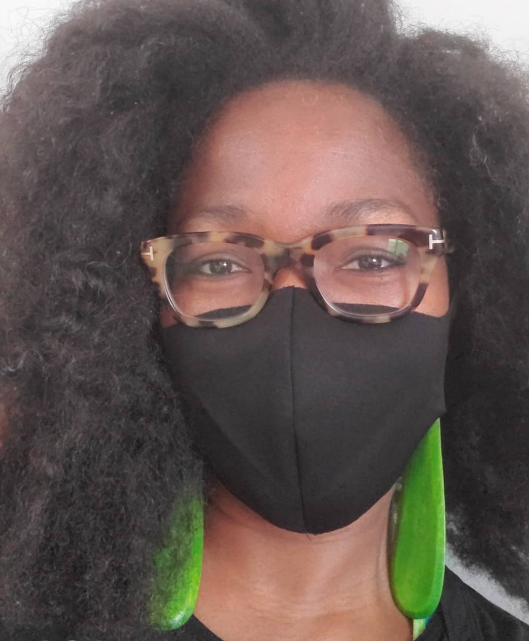 Pure Hazelle Single Layer Reusable Mask #PHSL1