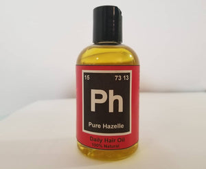 Pure Hazelle_ Daily Hair Oil