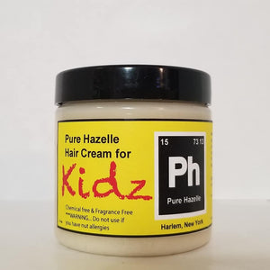 Kidz_ Pure Hazelle #1 Hair Cream