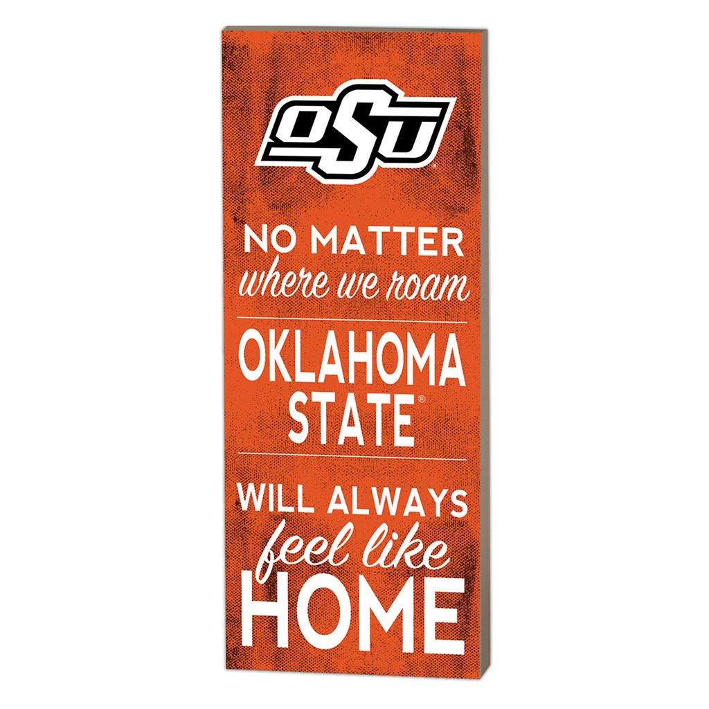 7x18 No Matter Where Oklahoma State Cowboys