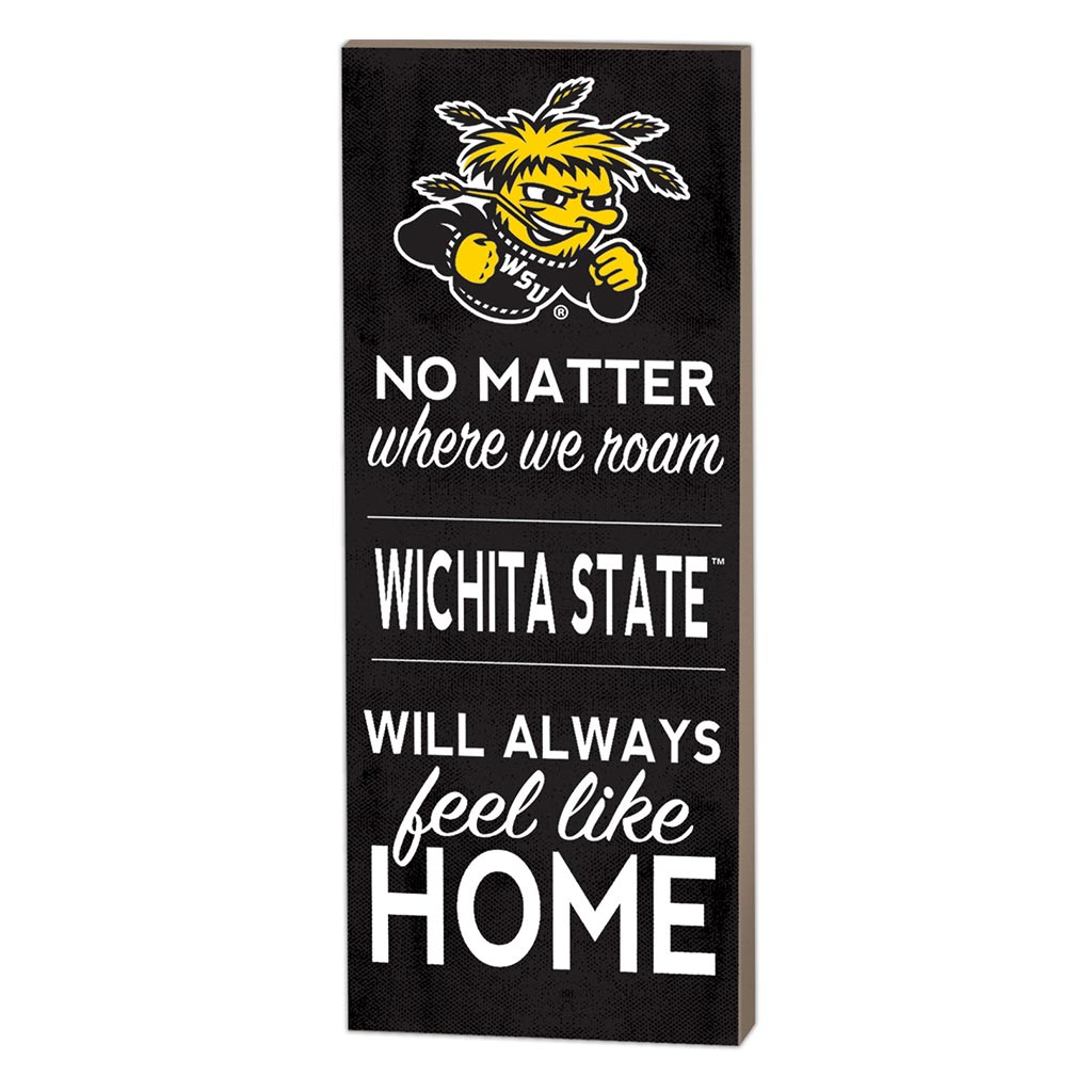 7x18 No Matter Where Wichita State Shockers