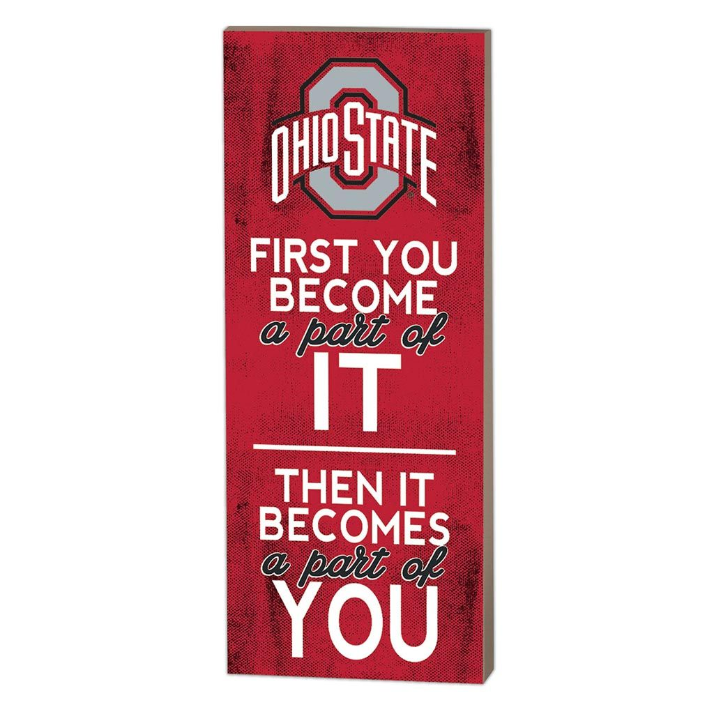 7x18 First You Become Ohio State Buckeyes
