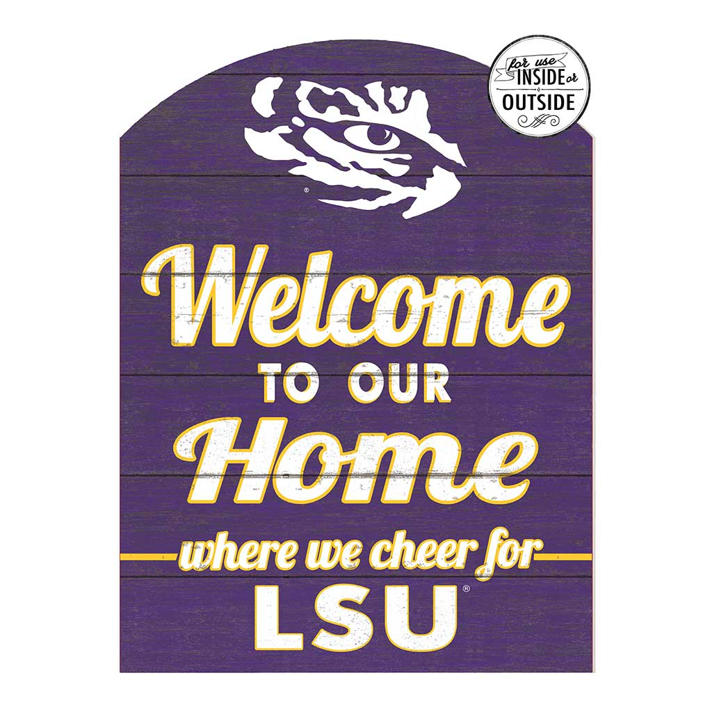 22x16 In\Outdoor Marquee Sign LSU Tigers