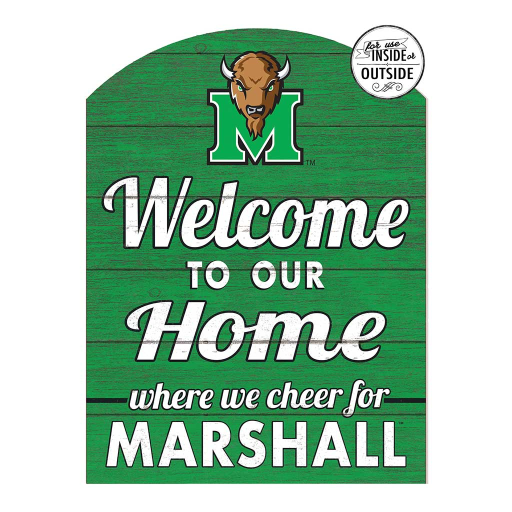 22x16 In\Outdoor Marquee Sign Marshall Thundering Herd