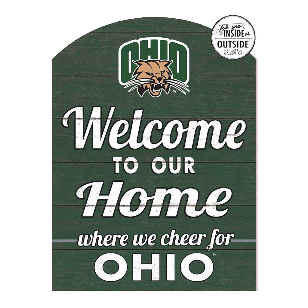 22x16 In\Outdoor Marquee Sign Ohio Univ Bobcats