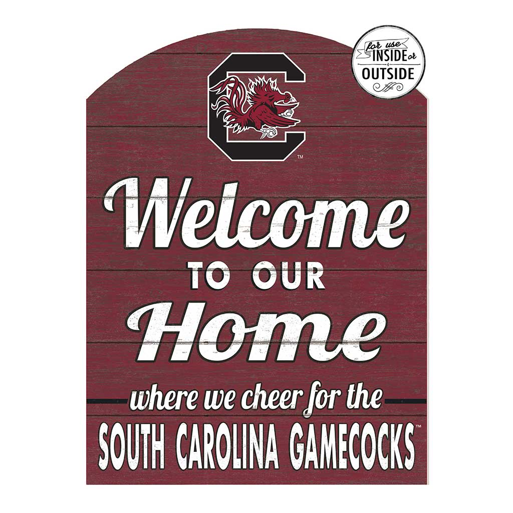 22x16 In\Outdoor Marquee Sign South Carolina Gamecocks