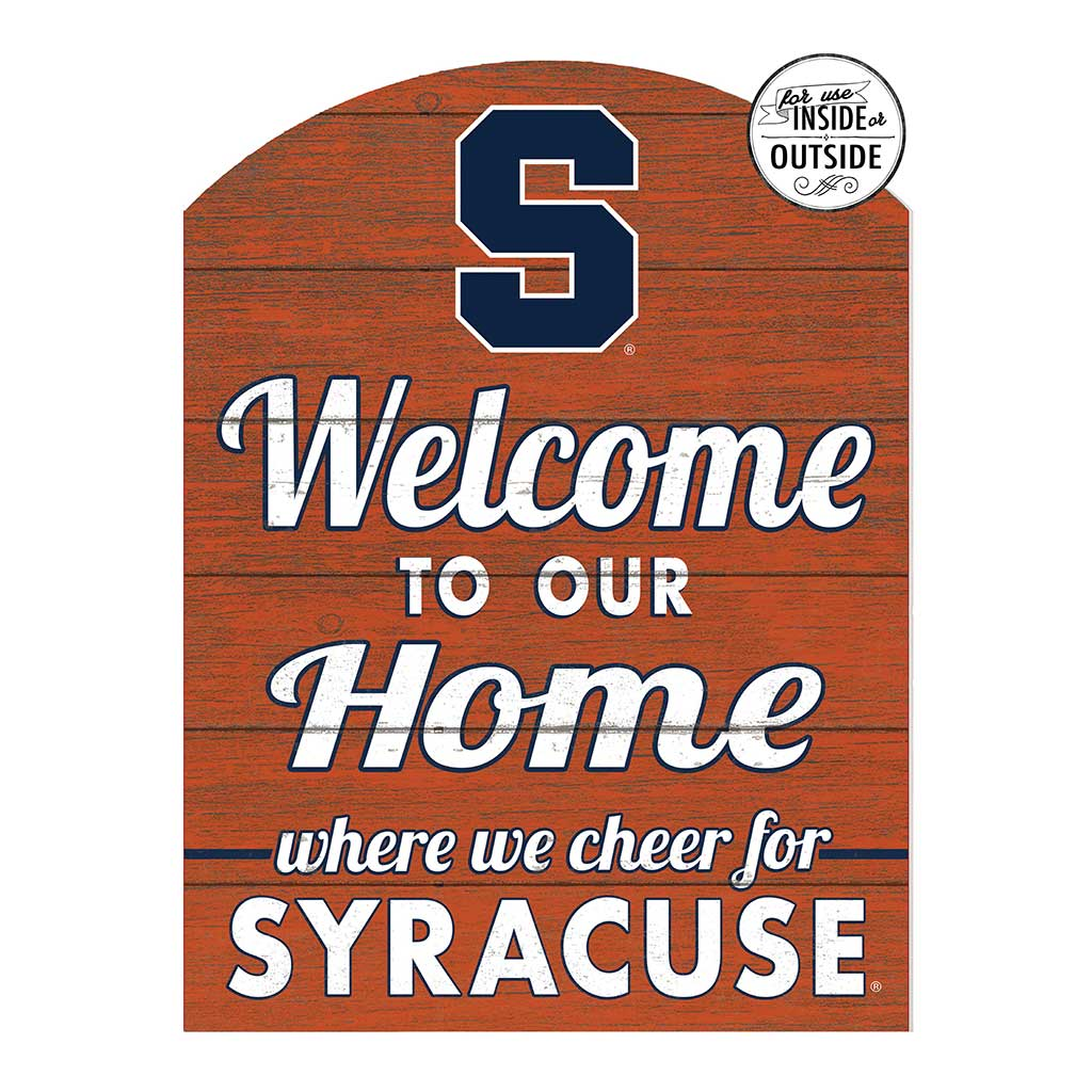 22x16 In\Outdoor Marquee Sign Syracuse Orange