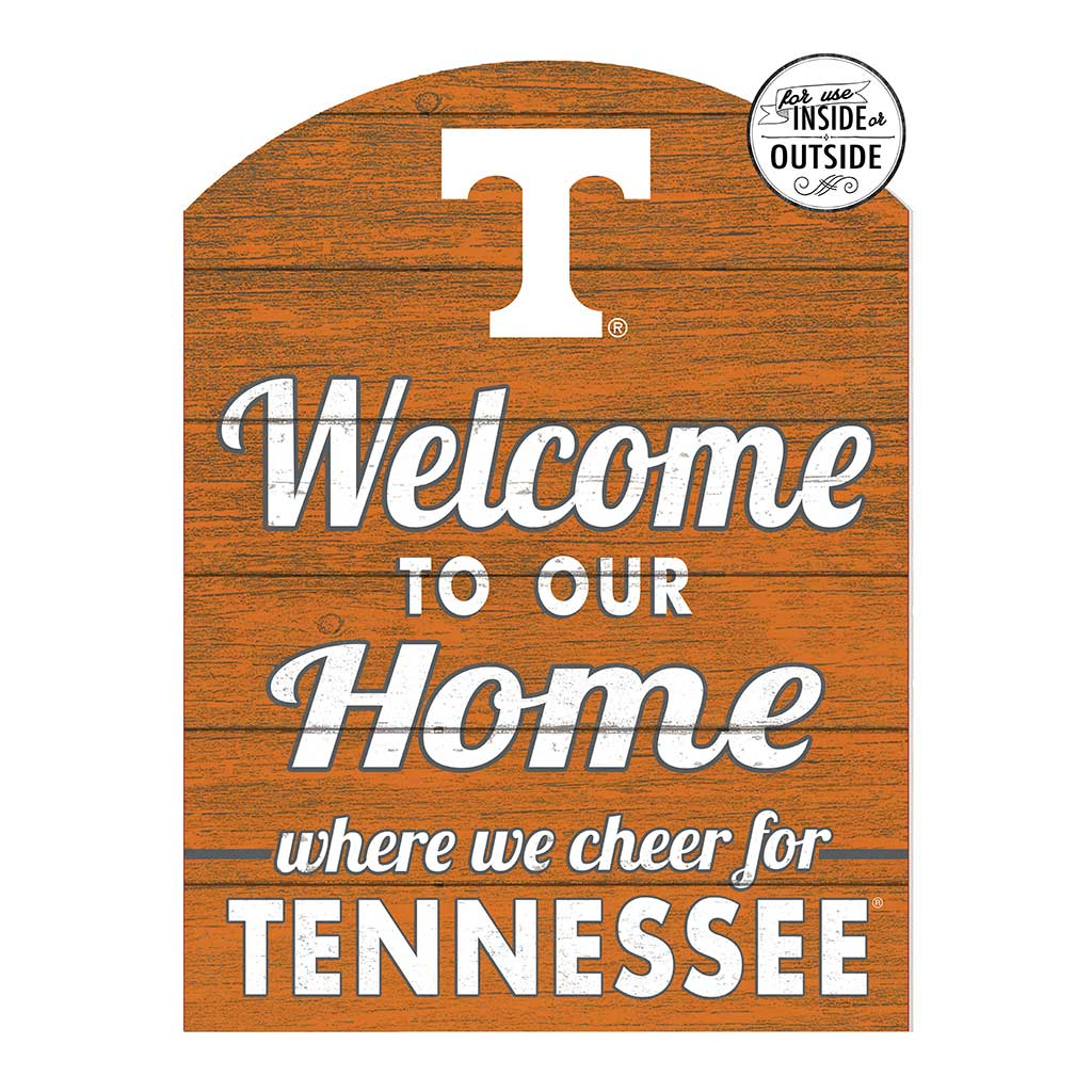 22x16 In\Outdoor Marquee Sign Tennessee Volunteers
