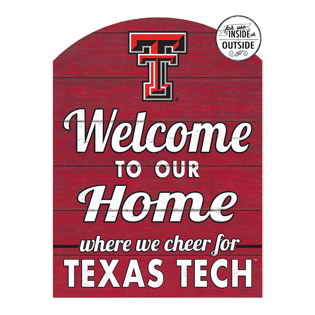 22x16 In\Outdoor Marquee Sign Texas Tech Red Raiders